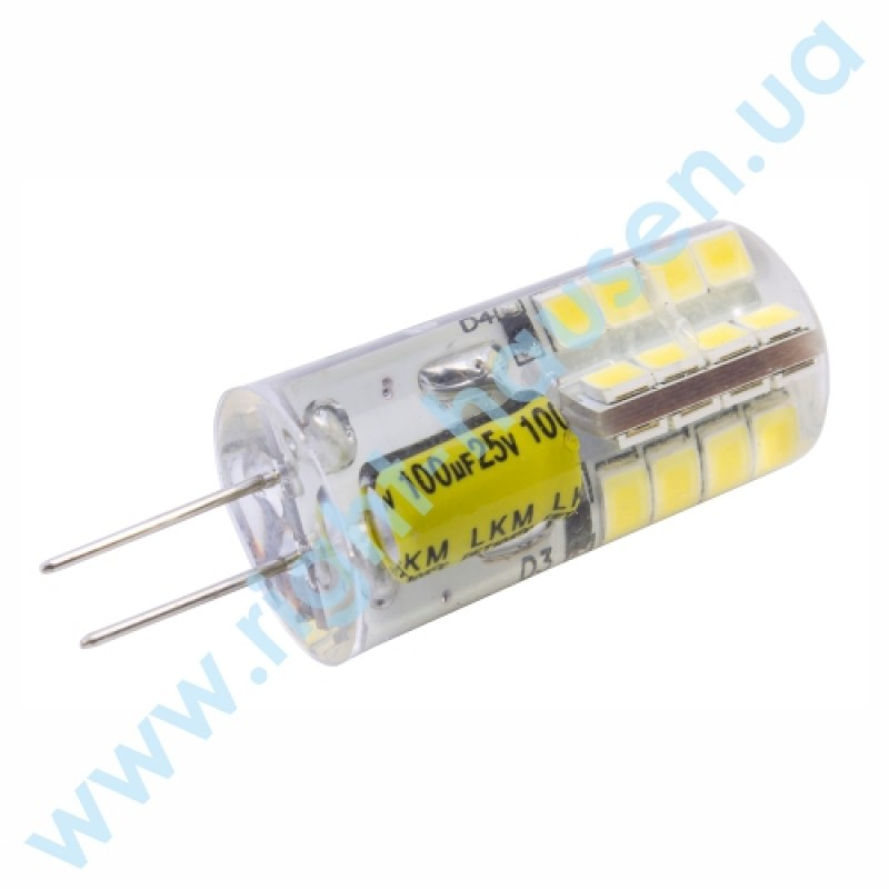 лампа Right Hausen Led Standard капс 2 5w 12v G4 6000k силикон Hn 157032